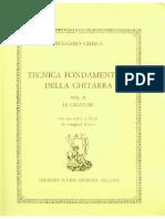 Tecnica Fundamental Do Violão Vol.2 de Ruggero Chiesa