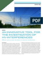 Pipeline HV Interferences