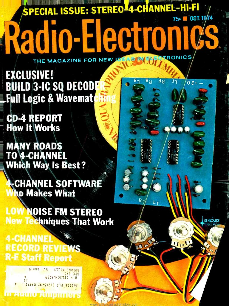 Re 1974 10 Loudspeaker Electrical Engineering Custom Silicon Solutions An Advancement In Micropower 555 Timers