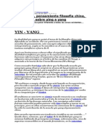 Filosofia Yin - Yang