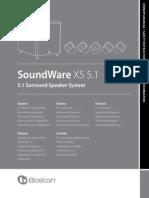 SoundWare XS 51 OM Web