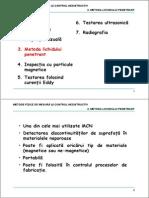 CND  Lichide Penetrante