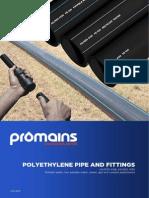 Promain - HDPE Brochure
