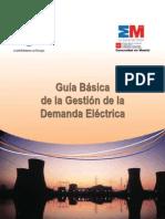 Guia Basica de La Gestion de La Demanda Energetica Fenercom