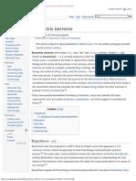 Biocentric Universe - Wikipedia