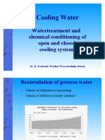 Wwt Cooling Water