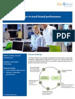 Global Brand Tracker To Track Brand Performance| Blueocean MI