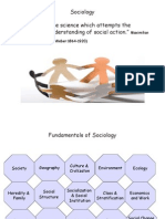 Fundamental of Sociology