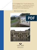 Museos y Parques Naturales Comunidades Locales, Administraciones Publicas y Patrimonializacion de La Cultura y La Naturaleza