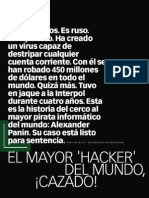 El Mayor Hacker Del Mundo