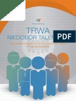Niedobór Talentów 2014_raport ManpowerGroup