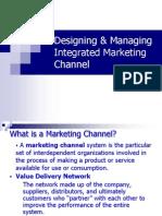 Designing & Managing Channels
