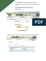 2014 Manual Informativo Procedimiento Descargar Credencial Concesion Provi Ayuda Erasmus Es