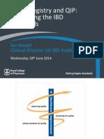 Audit, Registry and QIP