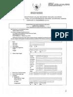 Lampiran PMK 25 Form Pendaftaran Dlm Reg Negara Akuntan Utk Mhs Yg Lulus PPA Sampai 31 Des 2014
