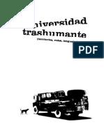 Universidad Trashumante