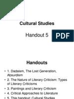 PPCultural Studies