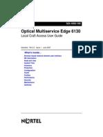 323-1855-195.r2 Local Craft Access User Guide