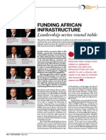 Funding African Infrastructure