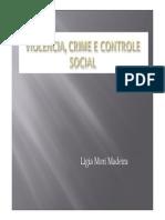 Criminologia _ AULA 2 SUSP Violencia e Controle Sociall