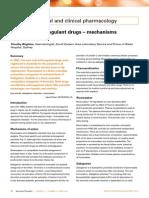 Anti Coagulant