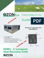 OHRU EcoAir Compact