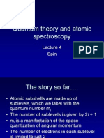 2006-7 quantum theory slides lecture 4