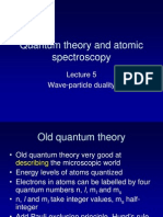 2006-7 quantum theory slides lecture 5