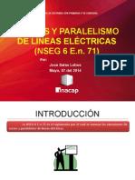 Cruces y Paralelismos - José Salas