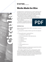 Work for Hire - US Copyright Office