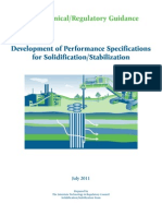 Stabilization Solidification ITRC
