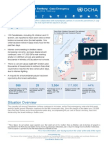 Hostilities in Gaza, UN Situation Report as of 22 July 2014