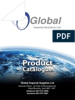 Global Imperial Solutions - Products Catalogue