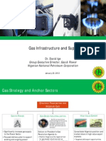 Power Sector Retreat Presentations - Jan 20-21 2012 - NNPC Gas