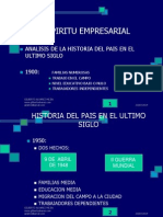 ESPITRITU EMPRESARIAL(1)