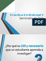 Metodología y Estructura de una Tesis.