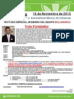 STS Noviembre Valencia
