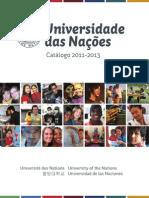 UofNCtlg 11-13 Portugues 12mb