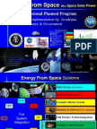 Space Solar Power-July Overview