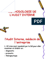 Méthodologie de L_audit Interne