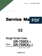 GR 700EXL 1 S2 2E Repair Manual