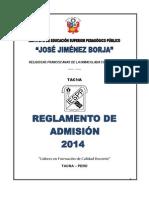Regla Men to 2014