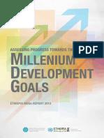 Ethiopia MDG Report 2012