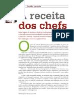 A Receita Dos Chefes
