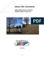 Rose Hill and Rosemount Cemeteries Report_5!7!14