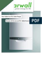 Vaillant ecoTech Brochure