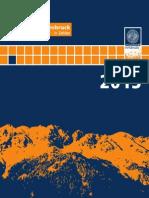 Universität Innsbruck in Zahlen 2013