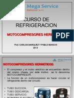 MOTOCOMPRESORES HERMETICOS