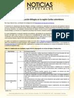 El reto de la formación Bilingüe en la región Caribe colombiana
