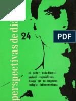 Perspectivas de Dialogo 24 1968
